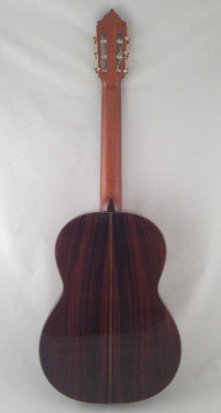 Guitarra Gerundino 1982 Fondo