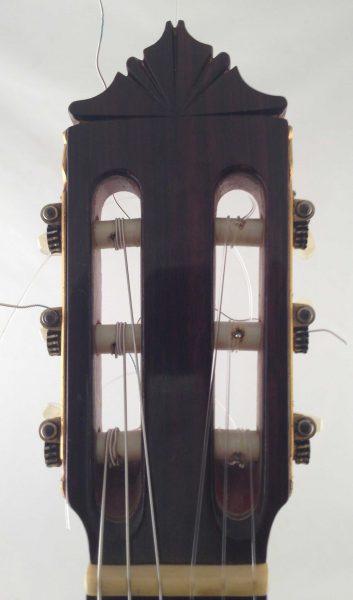 Guitarra Gerundino 1982 Pala