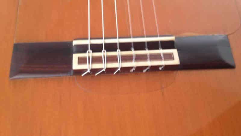 Guitarra Gerundino 1982 Puente