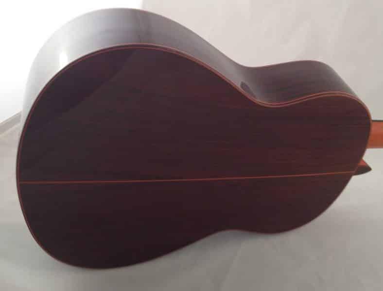 Guitarra Flamenca Hermanos Conde 1990 Fondo