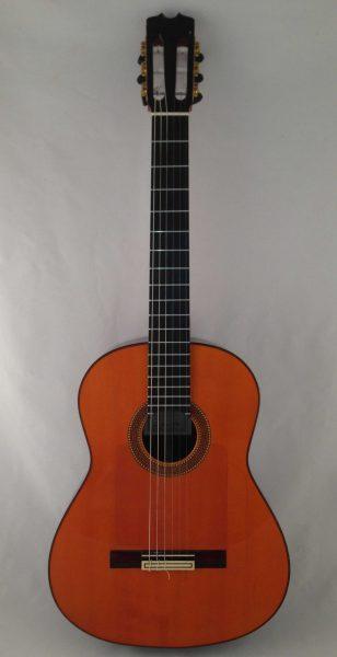 Guitarra Flamenca Hermanos Conde 1990 Frontal