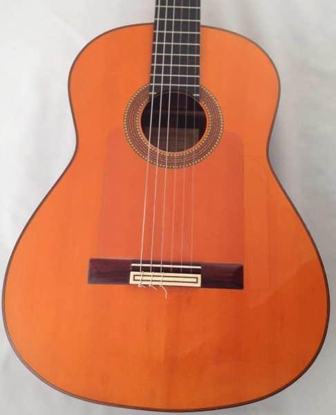 Guitarra Flamenca Hermanos Conde 1990 Tapa
