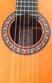 Guitarra flamenca Pedro de Miguel 2005 roseta