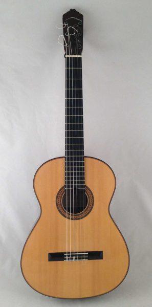 Guitarra flamenca Antonio Marin Montero 2009 frontal