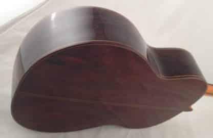 Guitarra clasica Vicente Carrillo 1995 fondo