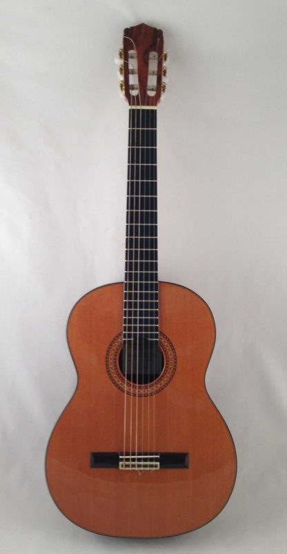 Guitarra clasica Vicente Carrillo 1995 frontal