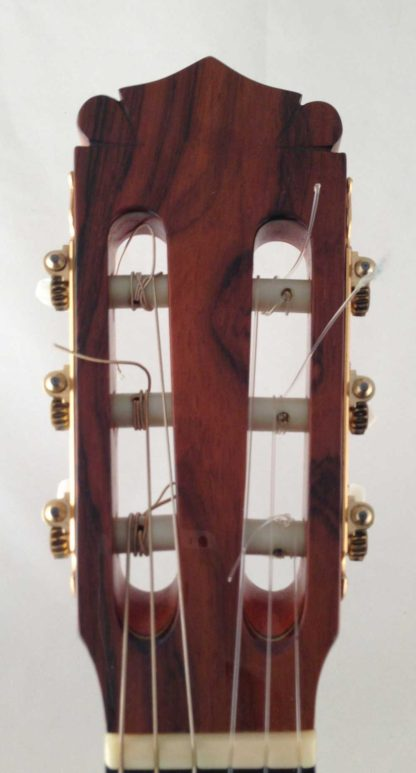 Guitarra clasica Vicente Carrillo 1995 pala