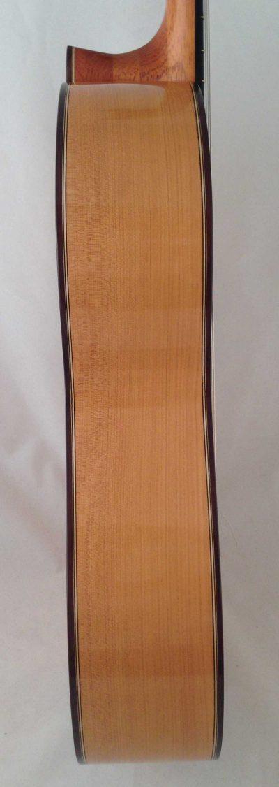 Guitarra flamenca José Antonio Fuentes 2016 aros