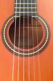 Guitarra flamenca Conde Hermanos 1977 roseta