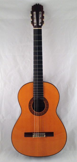 Guitarra-clásica-Ricardo-Sanchis-1983-en-venta