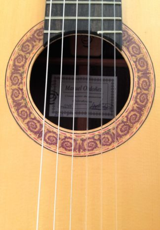 Flamenco-guitar-Manuel-Ordóñez-2015-for-sale
