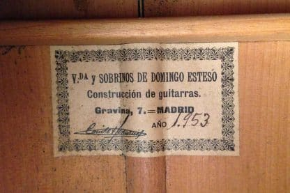 Flamenco-guitar-Vda-Sobrinos-de-Esteso-1953