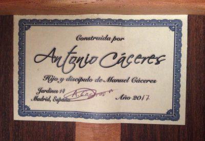 Flamenco-guitar-Antonio-Caceres-2017
