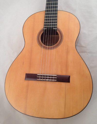 Flamenco-guitar-Miguel-Rodriguez-1961-for-sale