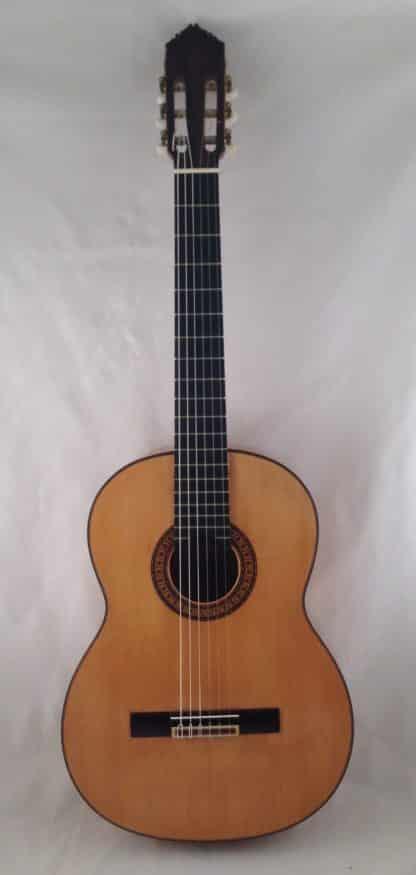 Flamenco-guitar-Gerundino-Fernández-1995-for-sale