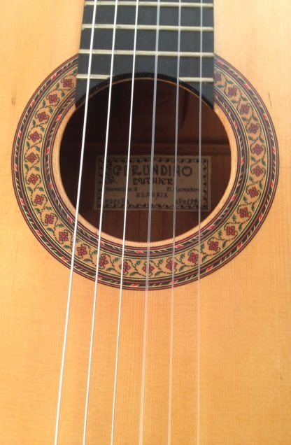 Flamenco-guitar-Gerundino-Fernández-1995-for-sale