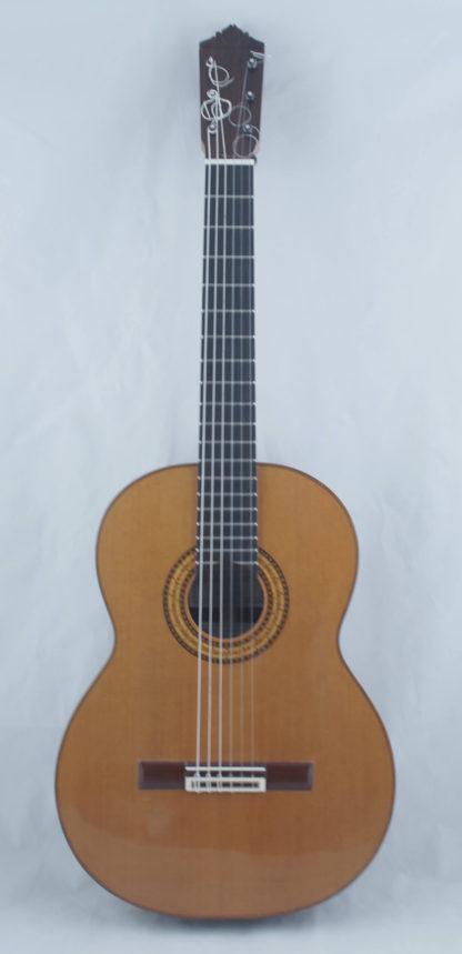 Flamenco-guitar-Gerundino-hijo-2018-limited-edition-nº3